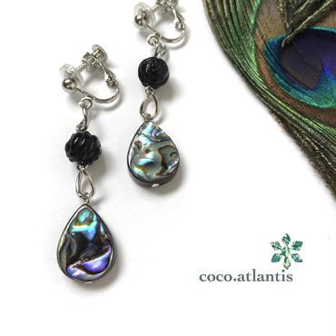 *abalone shell〜孔雀貝の眩惑**