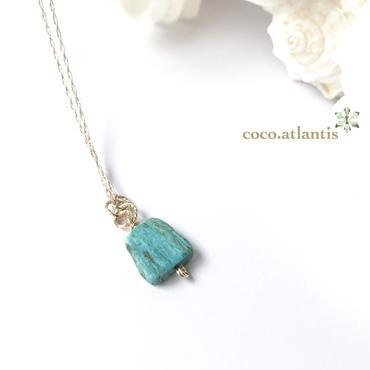 sale*14kgf*blue opal〜追憶の水色より**