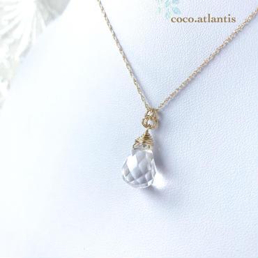 *crystal~氷の化石**