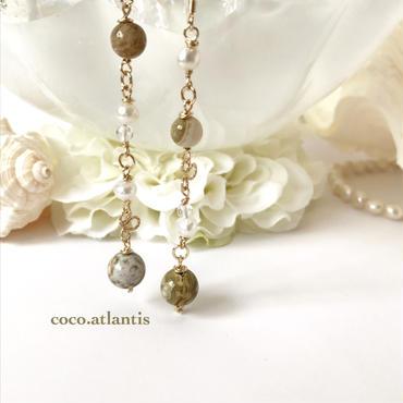 14kgf*ocean jewery〜真珠と水の宝石たち*wh*