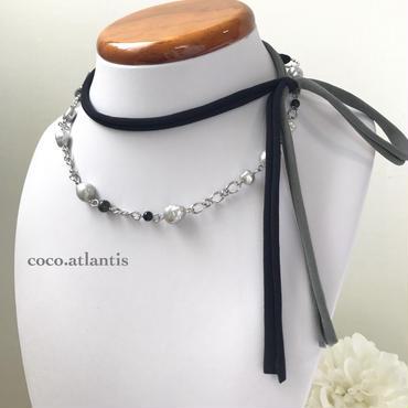 *真珠の首飾り〜monotone romance**