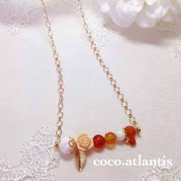 *薔薇~carnelian shell**
