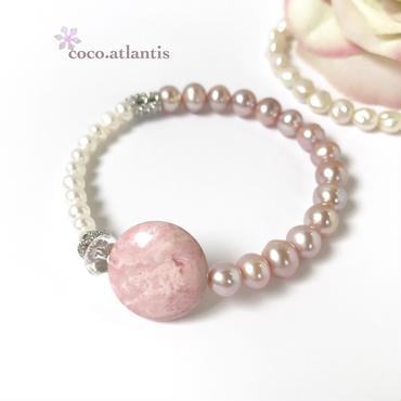sale*rosy pearl〜薔薇と真珠の物語**