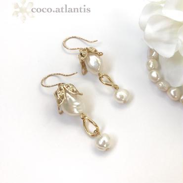 *真珠花*white**