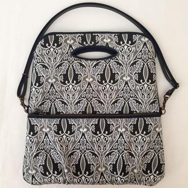 """""""cocotier"""" 12ways  Bag(1950s France生地)"""
