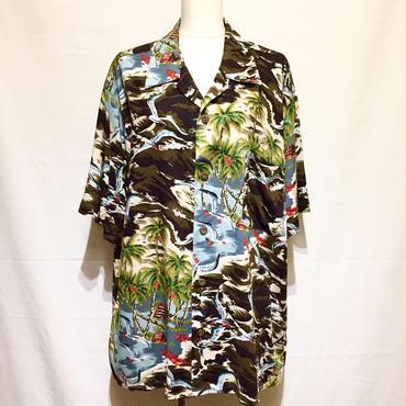 シックカラー・アロハシャツ(1990s U.S.A)