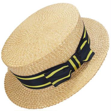 1960's ロック&コー & ブルックスブラザーズ イギリス製 カンカン帽 7 3/8
