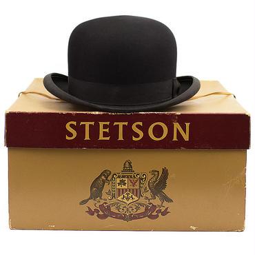 1930's ステットソン ボーラーハット&ボックス 7 1/4