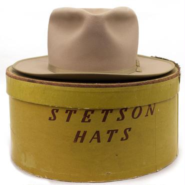 1950's デッドストック ステットソン OPEN ROAD&ボックス 7-7 1/8