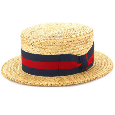 1950's PONTE RIALTO VENICE ヴィンテージ カンカン帽 7