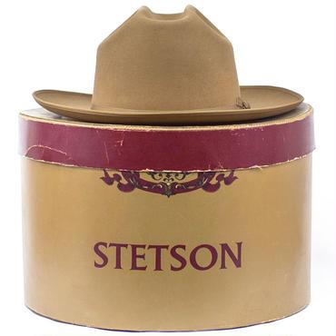 1950's ステットソン 3X オープンロード&ボックス 7 1/8 RARE COLOR