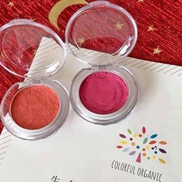 CC01 真珠のクリームチーク ピンク