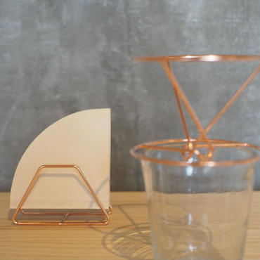 コーヒードリッパー / copper
