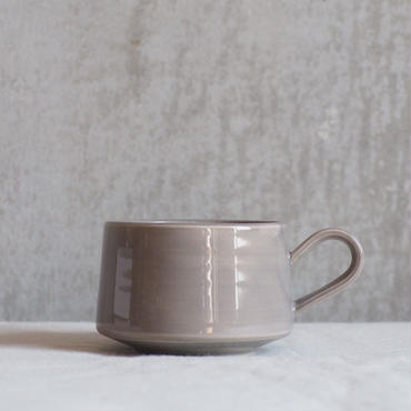 Daily MUG # gray【3rd ceramics】