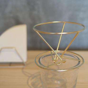 コーヒードリッパー / gold