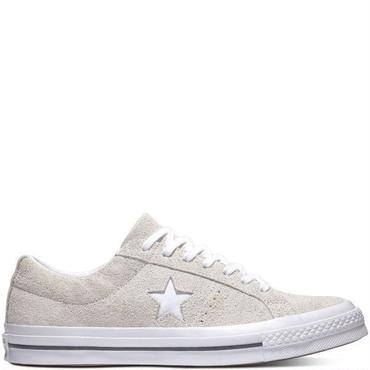 ONE STAR PREMIUM SUEDE WHITE 161577C