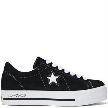 mademe ONE STAR PLATFORM BLACK 562959C