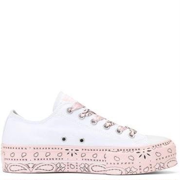 ALL STAR LIFT MILEYCYROUS  WHITE 562236C