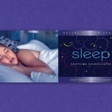 Avalon Spa CD Sleep-Soothing Soundscapes