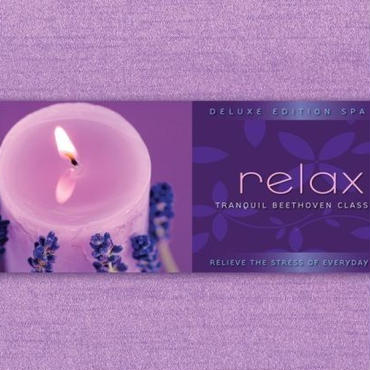 Avalon Spa CD Relax-Tranquil Beethoven Classics