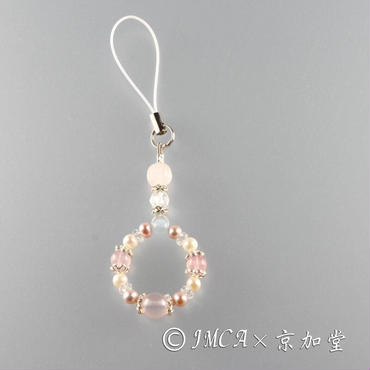 「My Wish Jewel」ストラップ【セッション15分】by JMCA×京加堂
