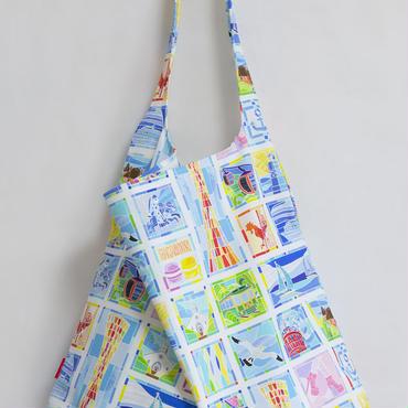 神戸 ステンドグラス マザーズバッグ