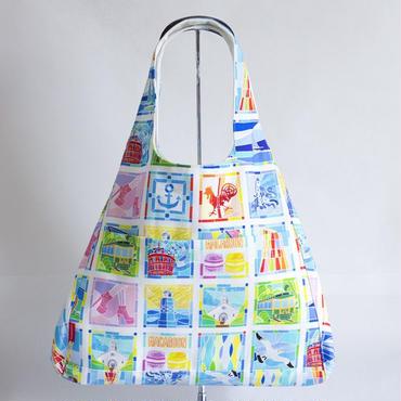 神戸 ステンドグラス おにぎりバッグ