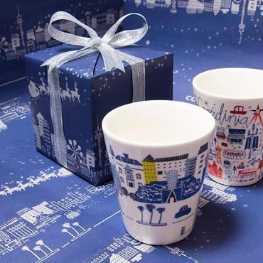 福岡 通りマグカップ