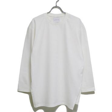 LONG SLEEVES 9分袖  OFF-WHITE