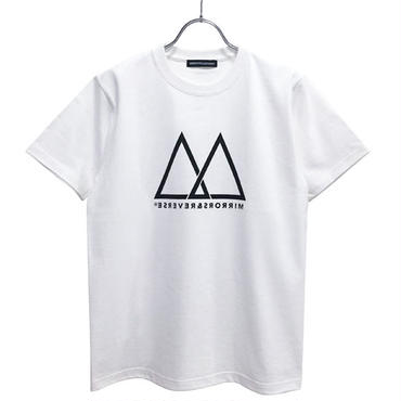 MIRRORS AMPERSAND REVERSE  TRIANGLE T-SHIRTS