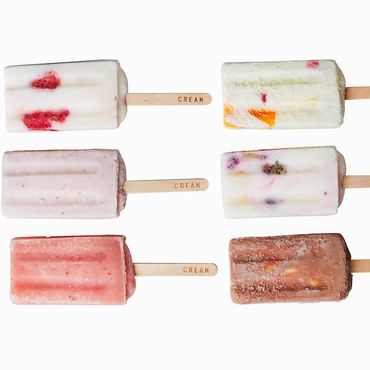 CREAM アイスキャンディ6本セット