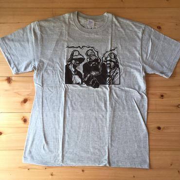 "DISC-O-TECH ""UNDERGROUNDARCHIVES""T-shirt"