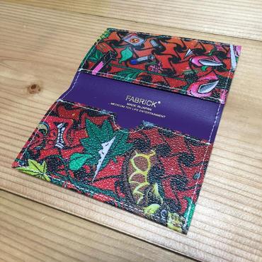 "FABRICK x SHIZENTOMOTEL ""CARD CASE"""