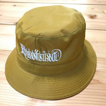 MOZYSKEY KUSTOMUNDO BUCKET HAT