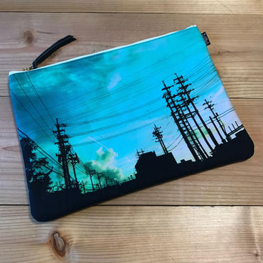 ZoMBitch 'SUBTROPICAL ZONE' clutch bag