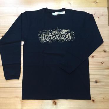 """GOWST"" ILLEGAL WEAR  Long T-shirt"