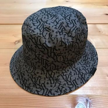 """arth x MOZYSKEY"" Bucket Hat"