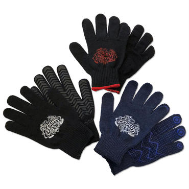 "CREIGHT ""野坂稔和×CREIGHT GLOVES"" / 3color"
