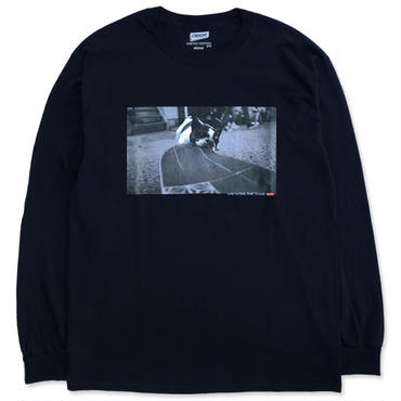 "【LimitedEdition】CREIGHT""LIVE TO RIDE . RIDE TO LIVE""L/S TEE/BLACK"