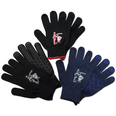 "CREIGHT ""BEST HOLIDAY GLOVES"" / 3color"