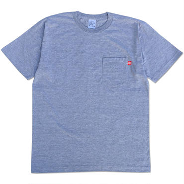 "【NEW COLOR】CREIGHT ""ORIGINAL POCKET TEE"" / H.GREY"