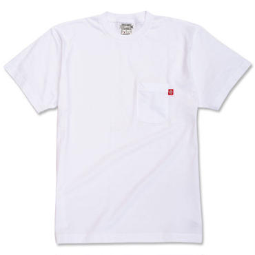 "【再入荷】CREIGHT ""ORIGINAL POCKET TEE"" / WHITE"
