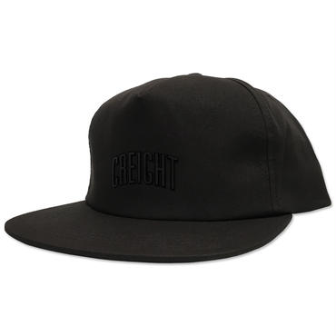 "CREIGHT ""LOGO UNSTRUCTURED CAP"" / CHARCOAL"