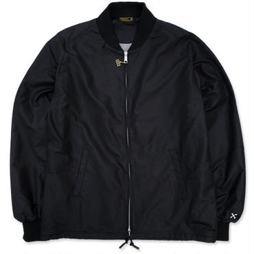 "BLUCO WORK GARMENT ""OL-043-017 RACING JACKET"" / BLACK"