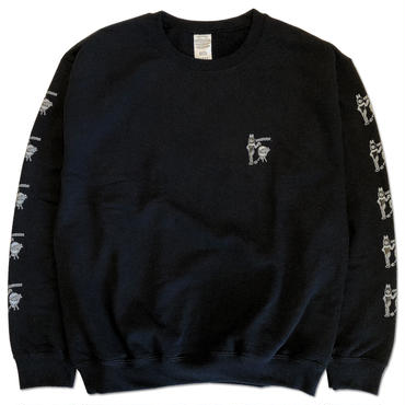 "CREIGHT""BEST HOLIDAY Crew 8oz""/ BLACK"
