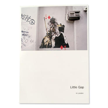 Photo Book / Little Gap. in London