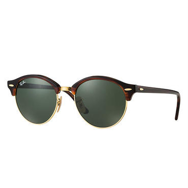 "RayBan ""CLUBROUND"" / トータス"