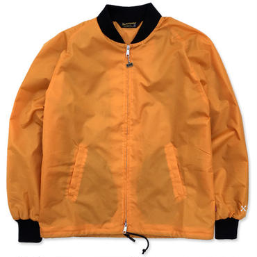 "BLUCO WORK GARMENT ""OL-043-017 RACING JACKET"" / MUSTARD"