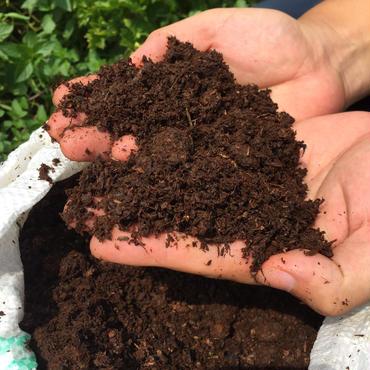 飛騨高山で生まれた乳酸菌たっぷり有機堆肥(20L袋 牛糞・鶏糞・オガコミックス) <1袋>