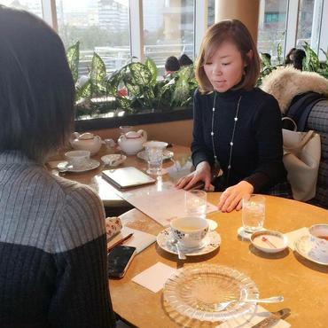 10/16(日)〜19(水)  「花鳥風月」パーソナル診断